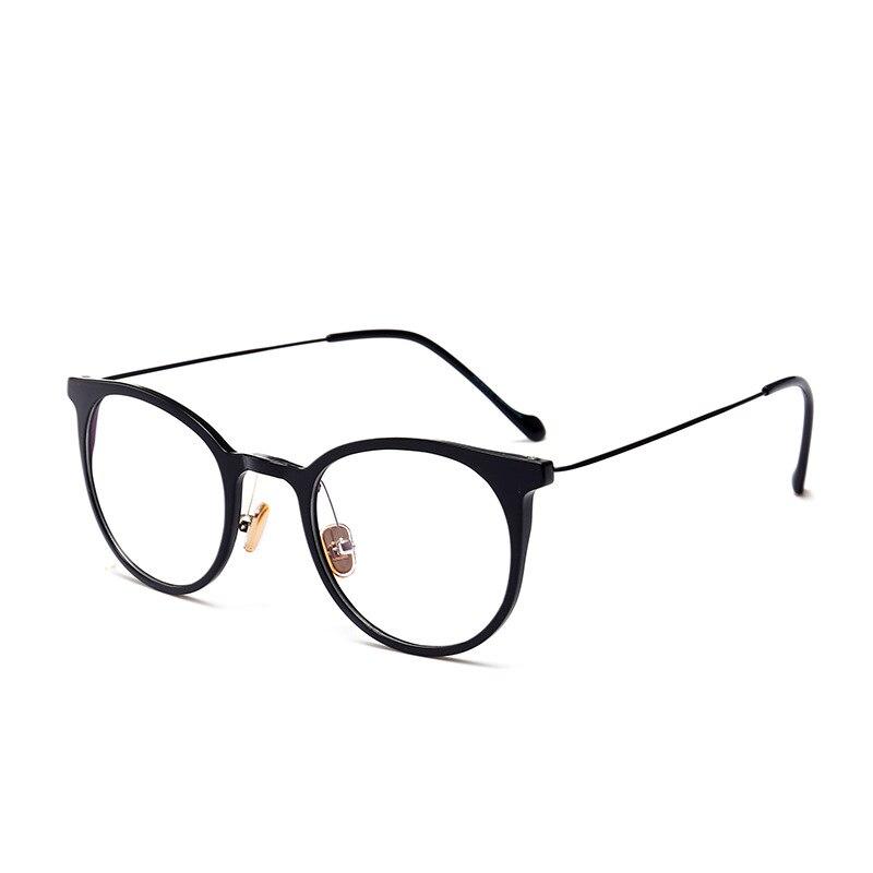 Cubojue lunettes transparentes hommes rond optique hommes TR90 lunettes claires Ultra léger Anti lumière bleue photochromique lentille Progressive