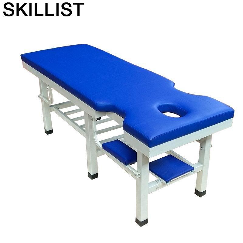 Beauty Furniture Foldable Letto Pieghevole Table Tempat Tidur Lipat Cama Camilla Masaje Plegable Salon Chair Folding Massage Bed