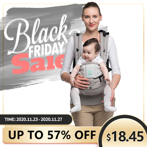 Image 1 - Kangury cały sezon bawełniane ergonomiczne nosidełko dla dzieci chusta do noszenia dzieci dla noworodka do 36 miesięcy KG 200