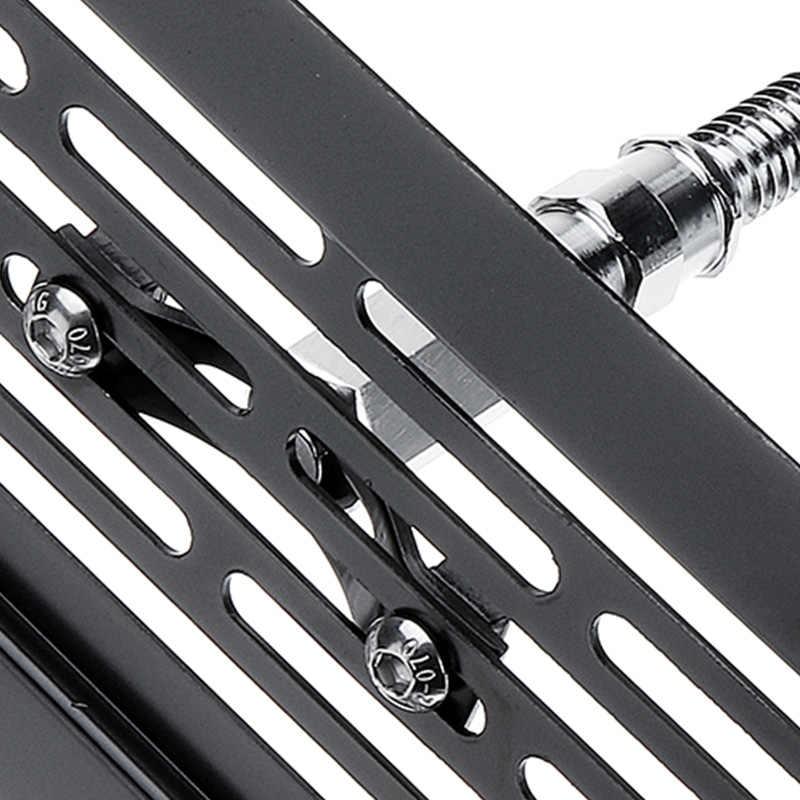 جديد الجبهة الوفير هوك السحب إطار لوحة الرخصة حامل Relocator تصاعد قوس لسوبارو Wrx Sti 2015 متابعة سليل Fr- S 2013 متابعة