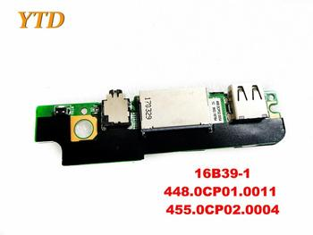 Original for Lenovo ideapad 700 usb board 16B39-1  448.0CP01.0011  455.0CP02.0004  tested good free shipping