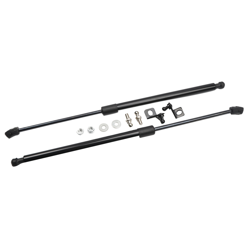 Car Styling 2PCS Hood Cover Hydraulic Rod Strut Rod Telescopic Rod Engine Cover Support For Hyundai Kona 2017-2019