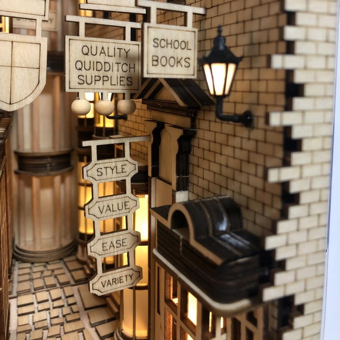 Hf032979bec374b2a90460736d33f3587k - Robotime - DIY Models, DIY Miniature Houses, 3d Wooden Puzzle