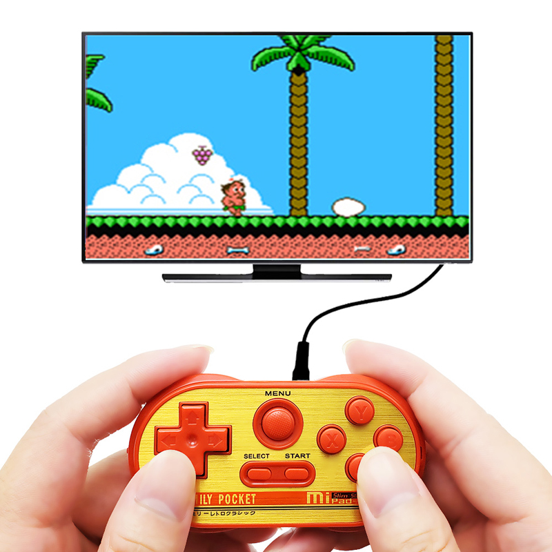 Retro Video Handheld Game Console Gamepad Players Portable Pocket Game Console Mini Handheld Player for Kids Gift