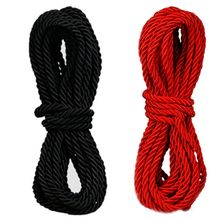 Sex Slave Bondage Rope Thick Restraint Roleplay Toys for Couples Adult Games Products Exotic 10M