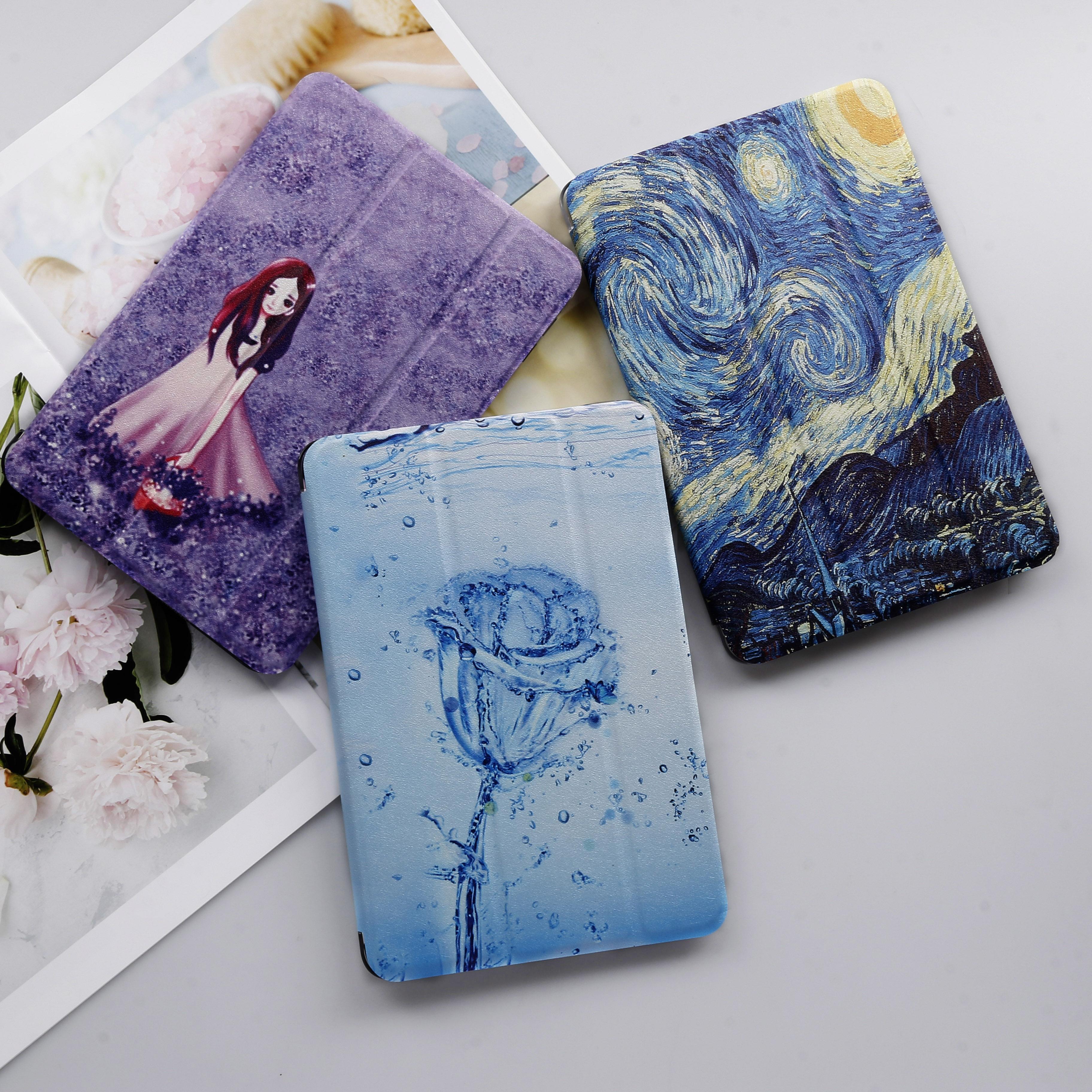 Чехол для планшета Huawei MediaPad T5 10 AGS2-W09/L09/L03 10,1 ''fundas Ultra wake Smart Cover для M5 Lite 10 BAH2-L09/W19 10,1 дюймов-5