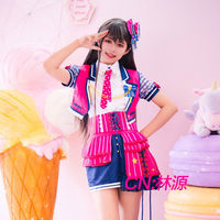 Cosplay Costume Anime Bang Dream! Hanazono Tae Poppin'Party