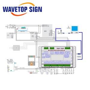 Image 5 - Ruida RDC7132G système de contrôleur dentraînement intégré pour Machine de découpe et de gravure Laser Co2