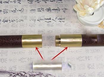 Hardwood Tai Chi Stick Health Stick Folding Martial Arts Stick Long Stick  Self-defense Stick Wushu Sticks Shaolin Sticks 3