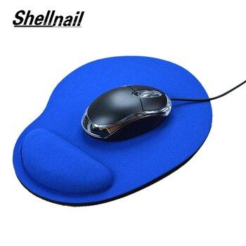 Коврик для мыши с подставкой для запястья для компьютера ноутбука клавиатуры ноутбука коврик для мыши с подставкой для рук игровой коврик для мыши с поддержкой запястья
