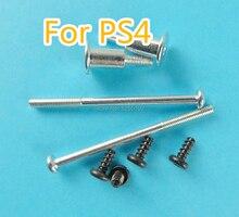 1 zestaw do konsoli PS4 Slim obudowa zestaw wymiennych śrub zasilających pełny zestaw śrub cienki pokrowiec śruby