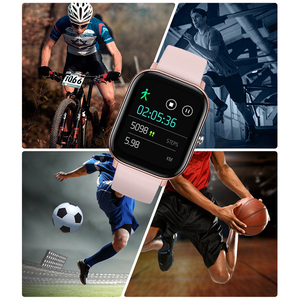 Image 4 - SENBONO 2020 P8 Smart Watch Men Women Sport IP67 Waterproof Clock Heart Rate Blood Pressure Monitor Smartwatch for IOS Android
