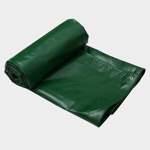 2x3 м толщиной 0,7 мм брезент Непромокаемая ткань для улицы Водонепроницаемая клееная ткань Оксфорд садовые растения автомобиль сарай крышка ...