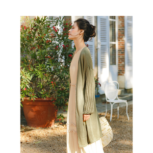 Image 3 - אינמן ספרותי רטרו קוריאני אופנה מזדמן כל התאמה Slim נשים קרדיגן