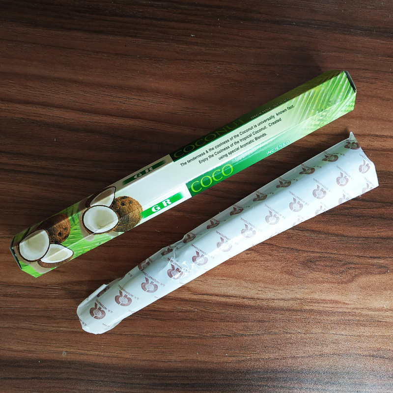 Hand Rolled From Indian Burning Incense for Meditation 2