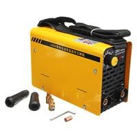 Portable ZX7 200 220V Inverter DC Welders IGBT Welding Machine 20 200A Manual Home Arc Welders Welding Equipment Tools