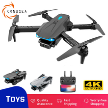 S89 Mini Drone 4K HD Dual Camera Altitude Holding Foldable  Helicopter RC Quadcopter wifi FPV Headless Mode Drone Toys for Boy