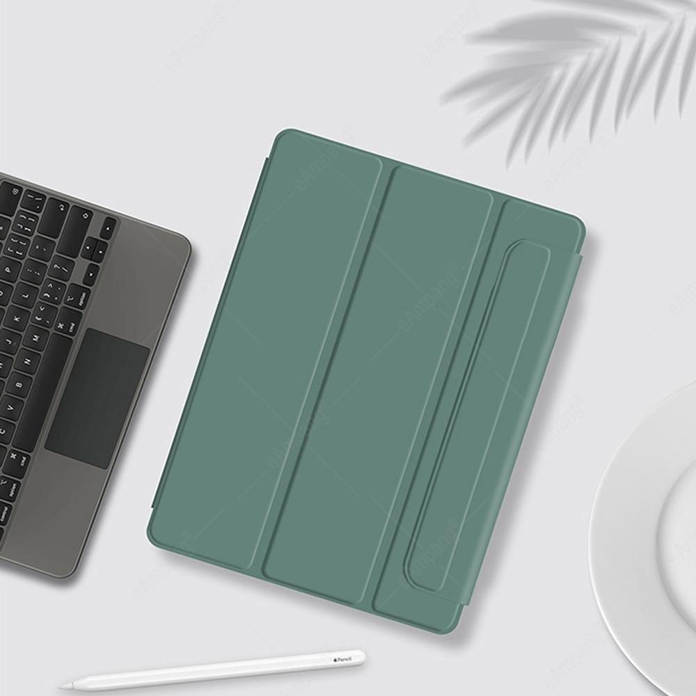 A2459 A2460 For Case Russian Korean Magnetic Case Pro iPad Keyboard Trackpad 11 Spanish Magic 2018 A2301 Thai 2021 2020 Keyboard
