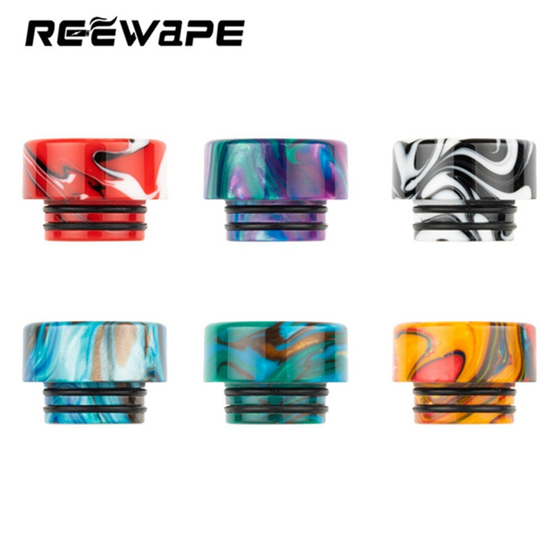 810 Acrylic Drip Tip For V8 BIG BABY V12 Prince Resa Prince MANTA RTA Reload Kylin MINI Etc