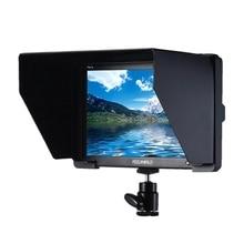 FEELWORLD T7 7 дюймов 1920x1200 ips накамерный монитор 4K HD вход выход Алюминиевый сплав рамка для Canon Nikon sony DSLR