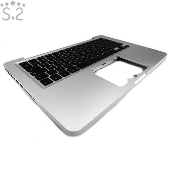 "Topcase High Quality For Macbook Pro 13"" A1278 Topcase Palmrest With  Keyboard Blacklit 2011 2012"