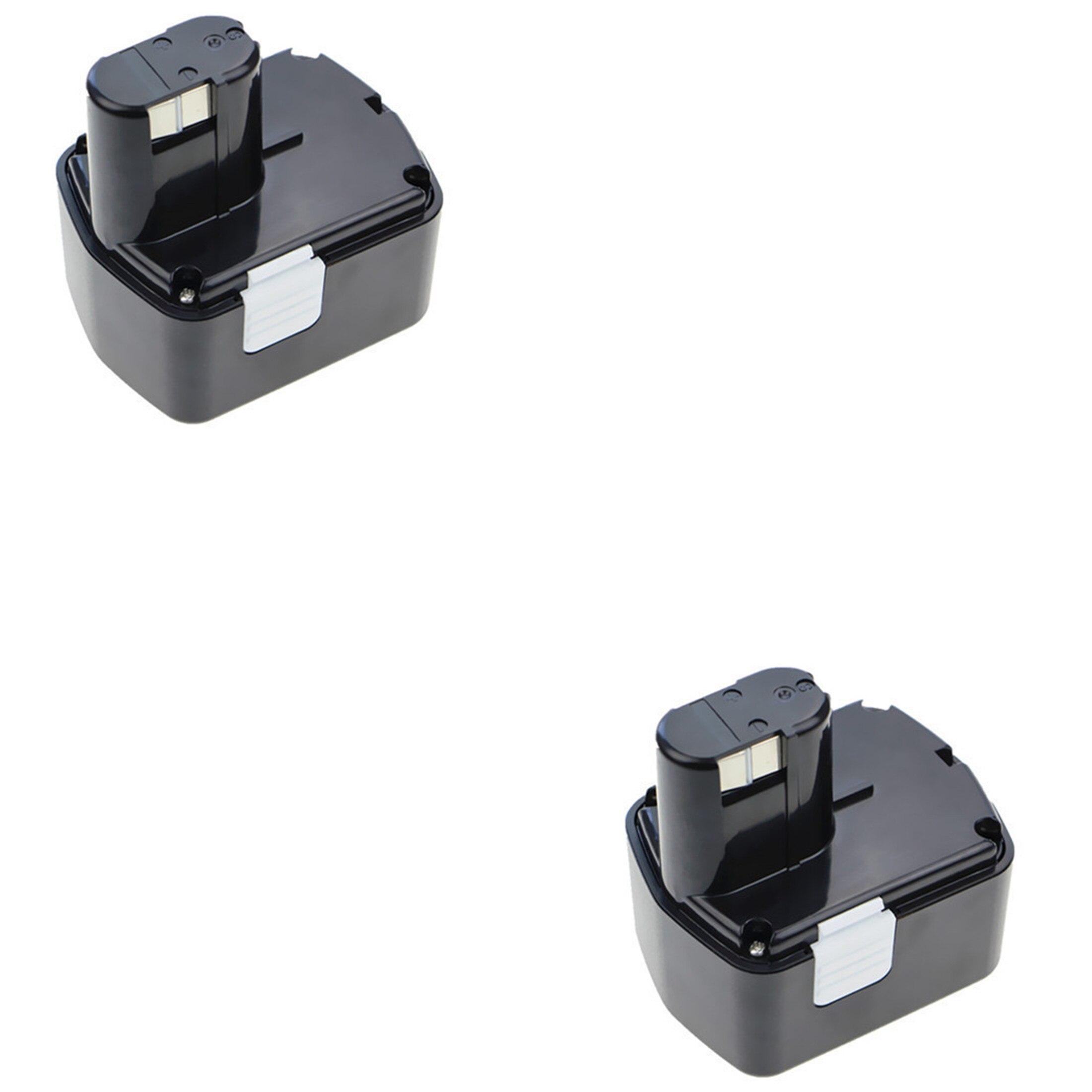 Eb 14H Nimh // 14,4 V//3000mAh Eb 14B Eb 14S Batterie pour Hitachi Eb 1430X