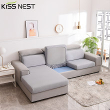Elastic Jacquard Sofa Seat Cushion Cover for Living Room,Chaise Lounge Cushion ,Waist Cushion,1/2/3/4 Seater