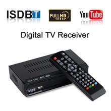 Digital Terrestrial ISDB-T TV Tuner Receiver ISDB T Set Top