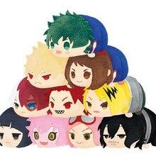 Мой герой Academy Izuku Midoriya катсуки Bakugo Kiamo кукла игрушка брелок для связки ключей сумка ремень подвеска