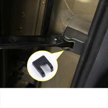 Lsrtw2017 Abs Car Door Anti-rush Lock Limit Cover for Skoda Kodiaq Interior Mouldings Accessories