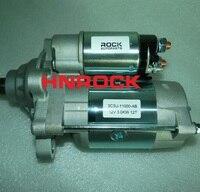 Nuevo 12V MOTOR de arranque 3C3U-11000-AB 3C3U-11000-AC 6C2T-11000-AA 6C2Z-11002-AA 6670 para FORD