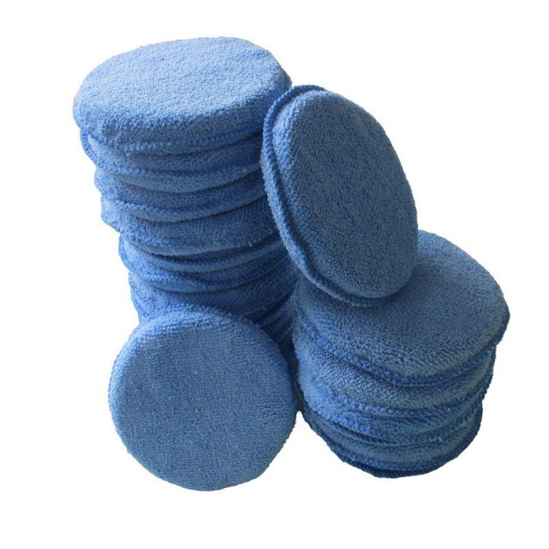 espuma esponjas zero livre aplicador almofadas para