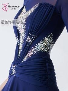Image 3 - 2020 News ballroom dress standard clothes for ballroom dancing ballroom dance competition dresses M19341