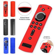 New 4K Fire TV Stick 4K/3rd Gen Remote Control Silicone Protective Case Cover for Fire TV Cube Silicone Remote Cover Case