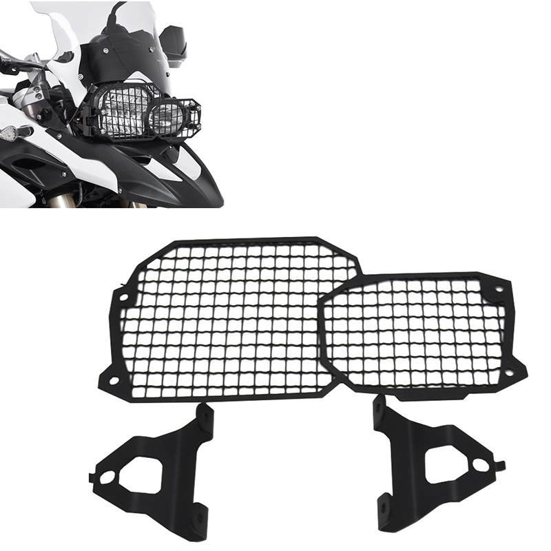 Motorcycle Headlight Guard Protector For BMW F800GS F700GS F650GS 2008-2018 Headlight Cover Protector
