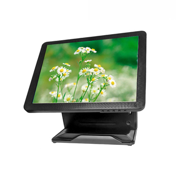 ComPOSxb best selling pos terminal 15 inch touch screen pos all in one black/white