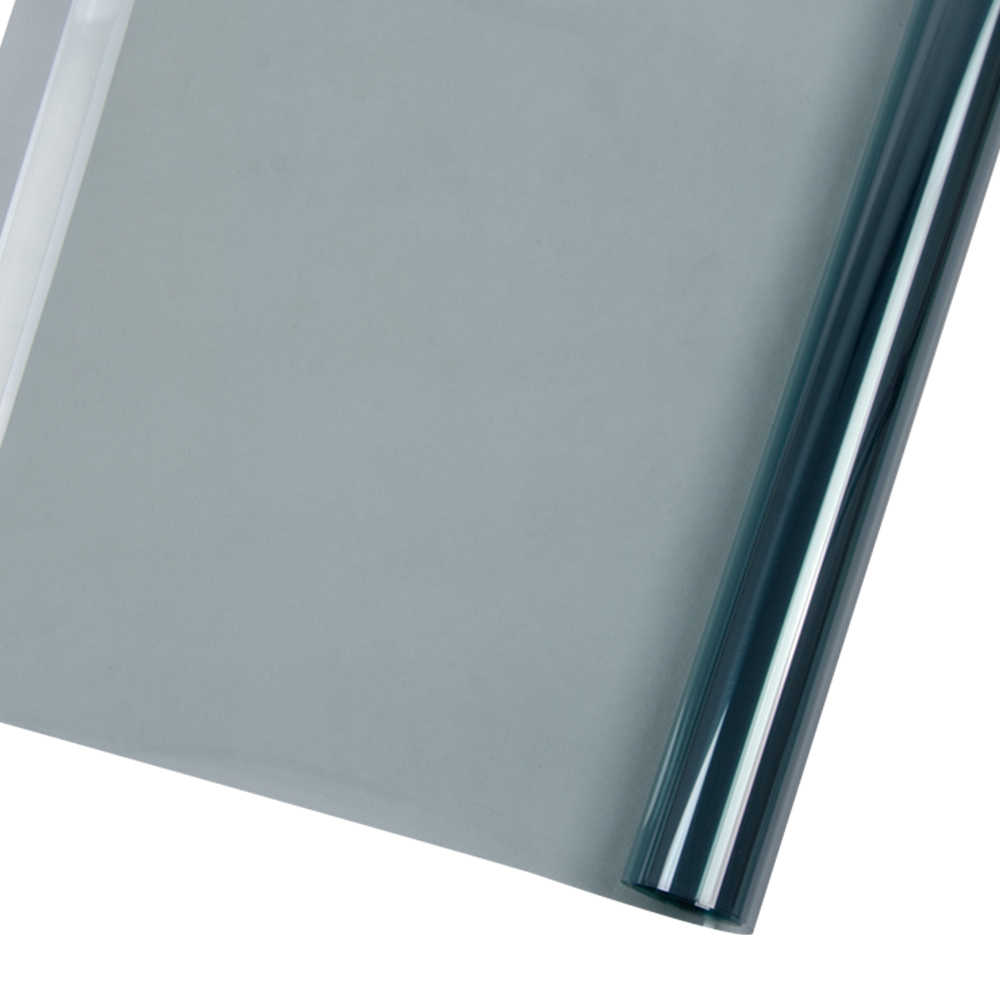 100% UV Rejection เสื้อกันหนาว Sunice NANO เซรามิคฟิล์ม 50 ซม.x 6mts พลังงานแสงอาทิตย์ Tint ความร้อนรถหน้าต่างไวนิลฟิล์มด้านข้างกระจก