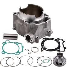 Cylinder Piston Gasket Kit For Yamaha YFZ450 YFZ 450 Stock Bore 95mm 04 09 12 13 5TA 11311 00 00,  4BE 12213 00 00