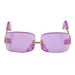 Stylish Doll Accessories Clear Eye Glasses Eyewear for 12'' Blythe Dolls
