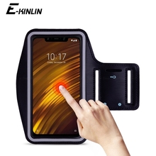 Phone-Bag Arm-Band-Case Poco X3 for Xiaomi C3 M3 M2 F1 NFC X2 F2 Pro Cycling-Gym-Cover-Holder