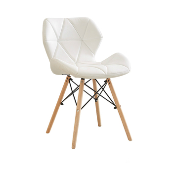Ins Chair Creative Computer Chair Modern Minimalist Study Home Makeup Stool Back Nordic Ims Dining Chair