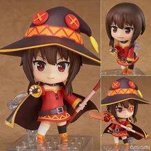 KonoSuba de 10CM: bénédiction de dieu pour ce monde merveilleux! Megumin – figurine d'action 725 en PVC, modèle de Collection, jouets pour cadeau de noël