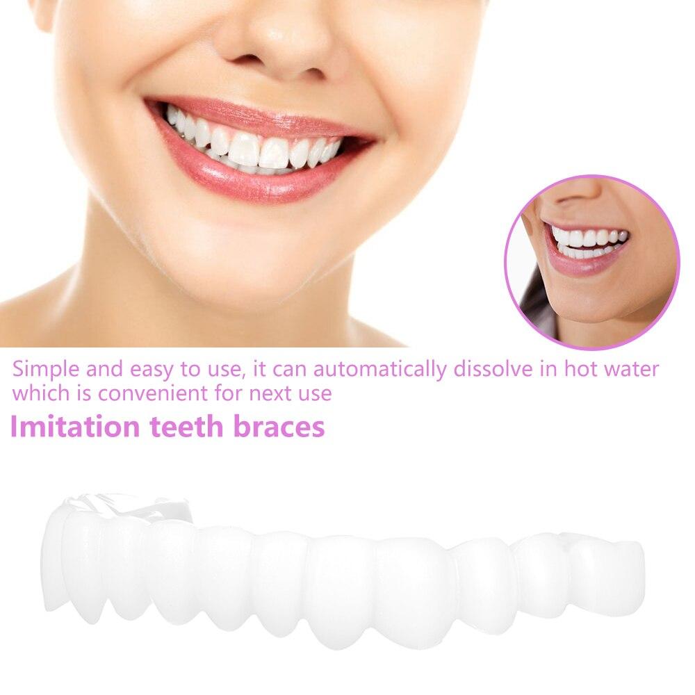 Hf038f2cf5fa944f690662c958c694de8P - Dentures False Teeth Cover Upper Lower Perfect Smile Comfort Fit Flex Denture Braces Teeth Whitening