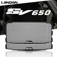 Для Suzuki SV650 SV650X аксессуары для мотоциклов решетка радиатора Защитная крышка SV 650 2016 2017 2018 2019 SV 650X2018 2019 2020