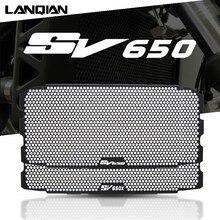 Para Suzuki SV650 SV650X Motocicleta Acessórios Grade de Radiador Guarda Capa SV 650 2016 2017 2018 2019 SV 650X2018 2019 2020