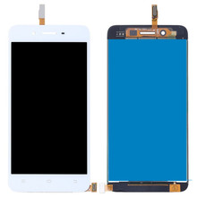 For VIVO Y53 LCD Display + Touch Screen Digitizer Assembly Replacement Parts  Black / White / Gold 100% Tested for meizu mx6 full lcd display touch screen digitizer assembly replacement parts black white 100% tested