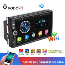 Podofo Navigation Autoradio Bluetooth
