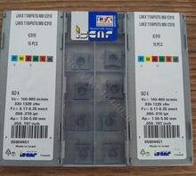 Iscar LNKX1106PN-N mm ic910 inserções de carboneto 10 peças