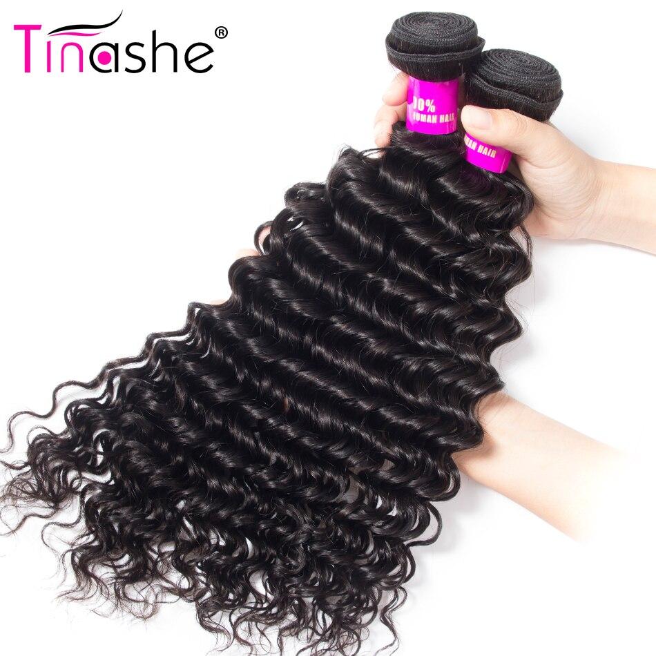 Tinashe Deep Wave Bundles With Closure 5x5 6x6 Lace Closure And Bundles Remy Brazilian Human Hair Tinashe Deep Wave Bundles With Closure 5x5 6x6 Lace Closure And Bundles Remy Brazilian Human Hair Weave 3 Bundles With Closure