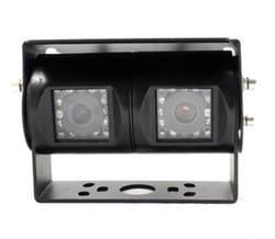 Двуглавый грузовик автобус высокой четкости ночного видения инфракрасная камера CCD водонепроницаемый широкий напряжение PZ470-2